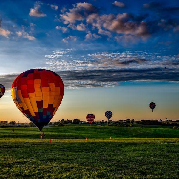 Sustainable Inspiration Ballooning