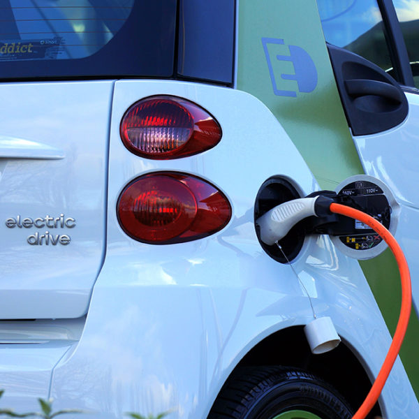 Sustainable City Electric-car